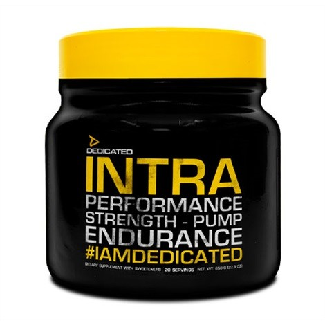 Dedicated Intra 650g - bloody orange