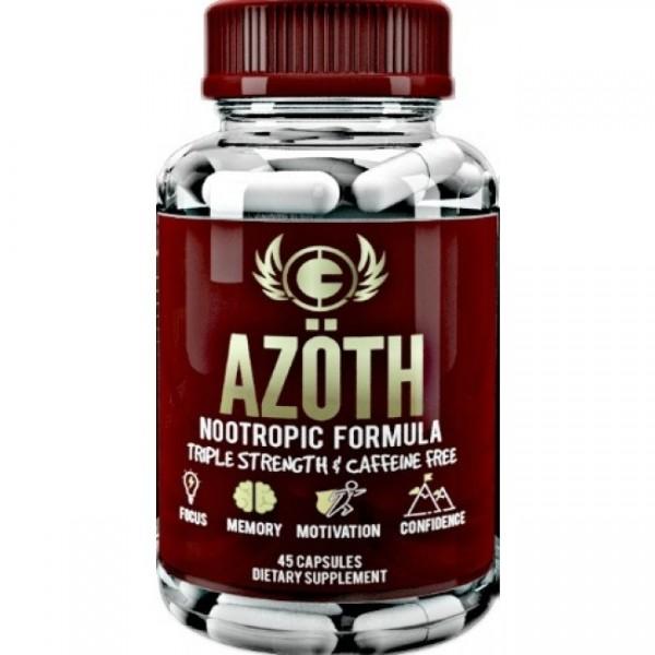 AZÖTH 2.0 45 Kapseln - NOOTROPIKA
