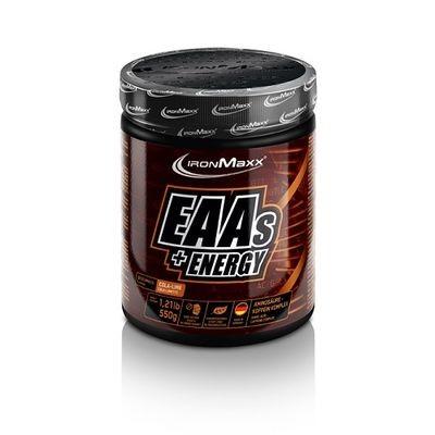 IronMaxx EAAs + Energy 550g