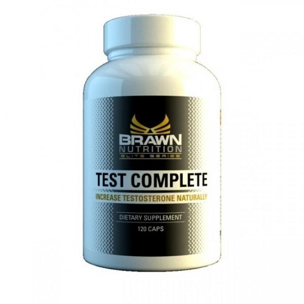 Brawn Nutrition Test Complete 120 Kapseln