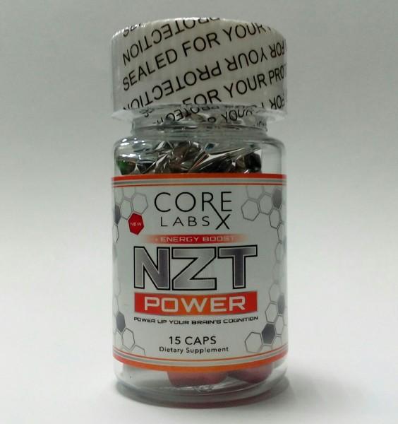 Revange Nutrition CoreX Labs NZT Power 15 Kapseln - Nootropika PSYCHOTROPICS