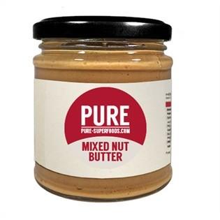 Pure Mixed Nut Butter 250g - REINE GEMISCHTE NUSSBUTTER
