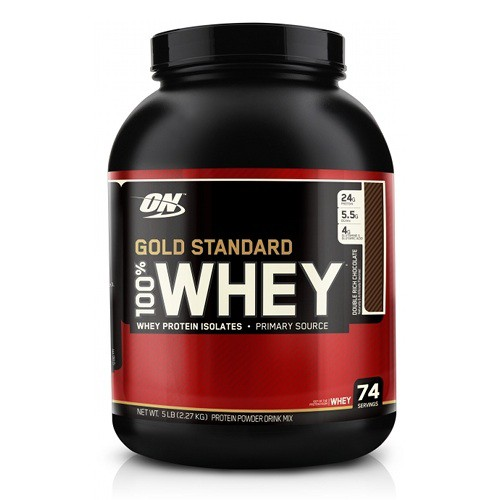 Optimum Nutrition 100% Whey Protein Gold Standard 2270g 5lbs