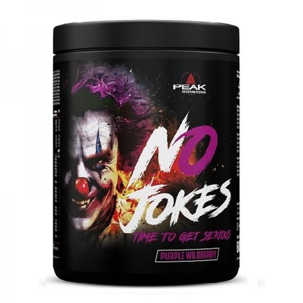Peak No Jokes 600g - Pre Workout Booster der Extraklasse für ALLE!