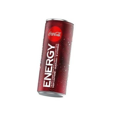 Coca-Cola Energy 12 x 250ml - ohne pfand!