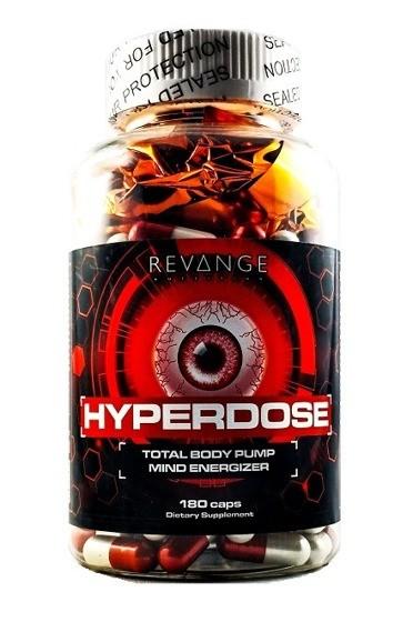 Revange Nutrition Hyperdose 180 Kapseln