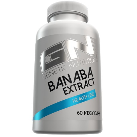 GN Laboratories Banaba Extract 60 Kapseln - GN Health Line