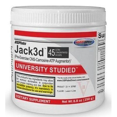 USP Labs Jack3d 250g - US Version
