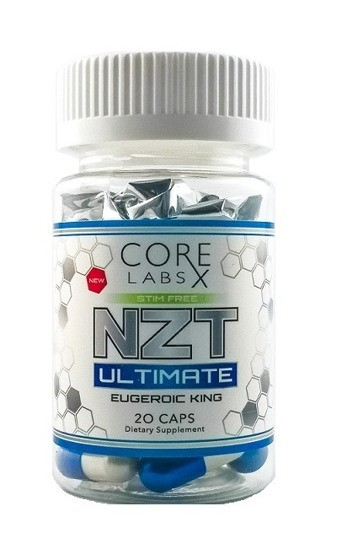 Revange Nutrition Core Labs X NZT Ultimate 20 Kapseln Eugeroic King