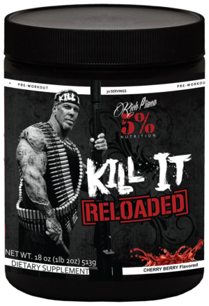 5% Nutrition KILL IT RELOADET 513g - 30 Servings