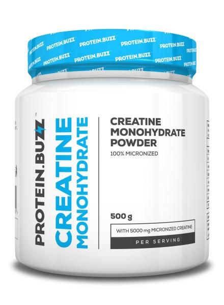 Protein.buzz Creatine Monohydrate PB 500g