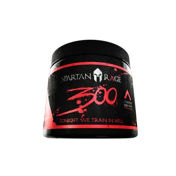 Spartan Rage 300 250g - NEUE FORMEL