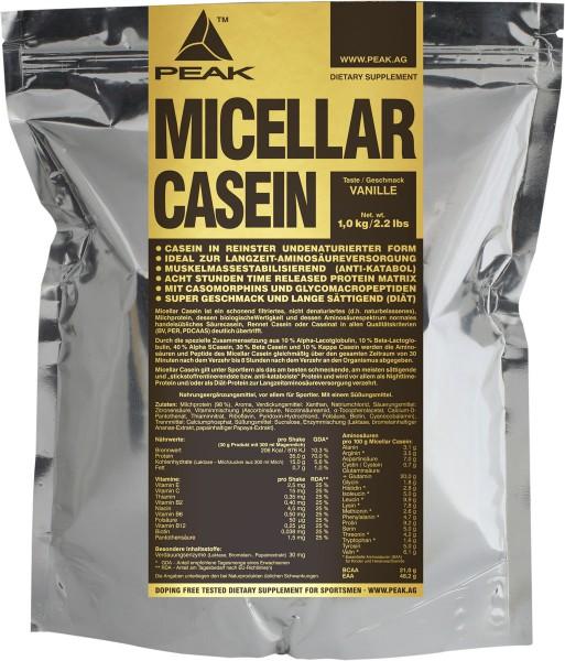 Peak Micellar Casein 1000g