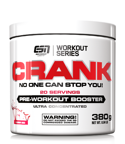 ESN Crank 380g - Version 1.2