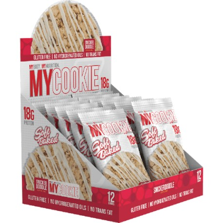 ProSupps MyCookie 12 Cookie a 80g