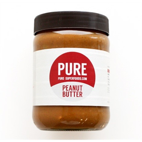 Pure Peanut Butter 500g - REINE Erdnussbutter