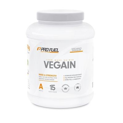 ProFuel VEGAIN 2000g - Lean Mass Gainer