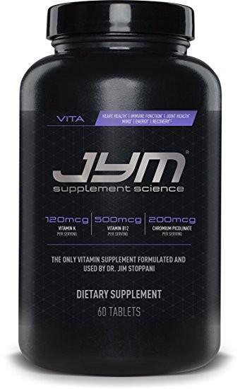 JYM Vita JYM 60 Tabletten