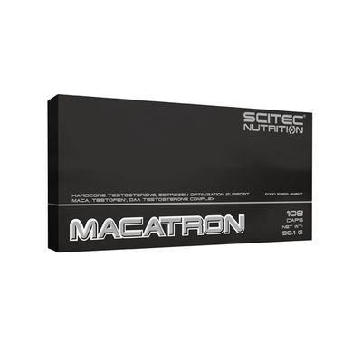 Scitec Macatron 108 Kapseln - Unterstützungs-Matrix