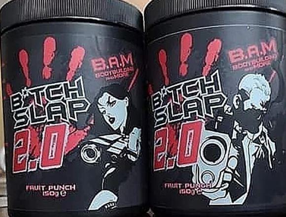 B.A.M Bitch Slap 2.0 400g