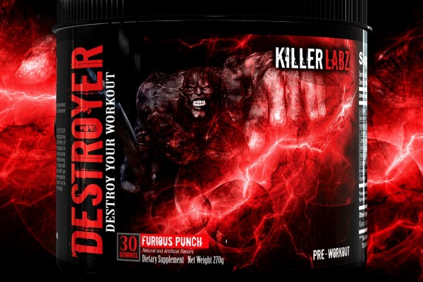 Killer Labz Destroyer 270g - 30 Servings