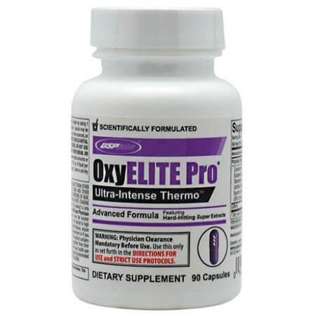 USP Labs Oxyelite Pro Fat Burner 90 Kapseln - US VERSION