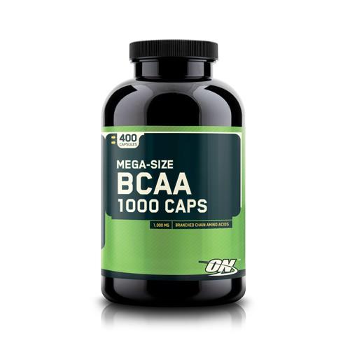 Optimum Nutrition BCAA 1000 - 200 Kapseln