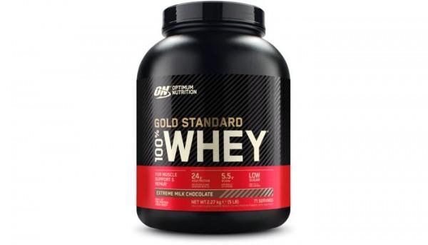 Optimum Nutrition 100% Whey Protein Gold Standard 2270g 5lbs