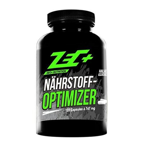 Zec+ Nutrition Nährstoff-Optimizer 120 Kapseln à 747mg