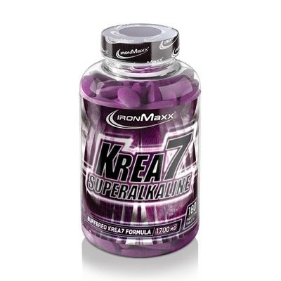 IronMaxx Krea7 Superalkaline 90/180 Tabletten