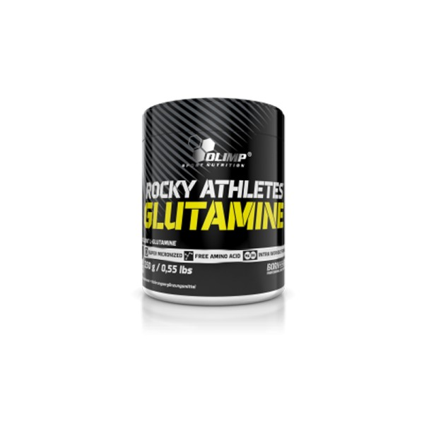 Olimp Rocky Athletes Glutamin 250g