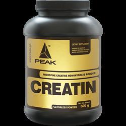 Peak Creatin Monohydrat Powder 500g