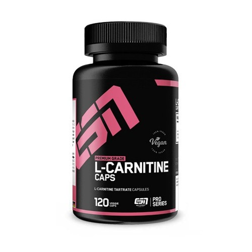 ESN L-Carnitine 120 Kapseln