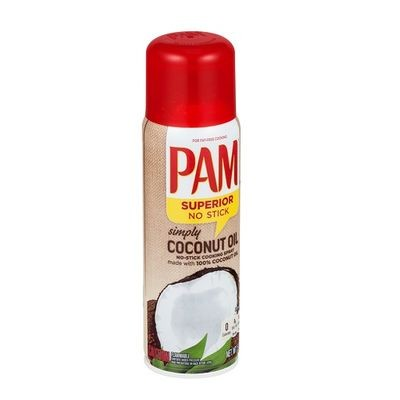 Pam Coconut Oil Cooking Spray 141g