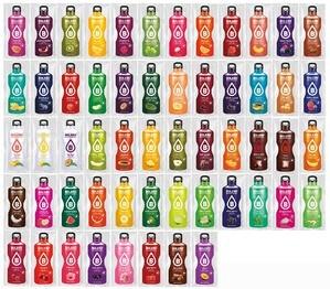 Bolero Kennenlernpaket Komplett 56 verschiedene Sorten