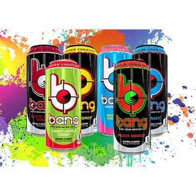 VPX BANG RTD Energy Drink - (24x500ml) inkl pfand!!