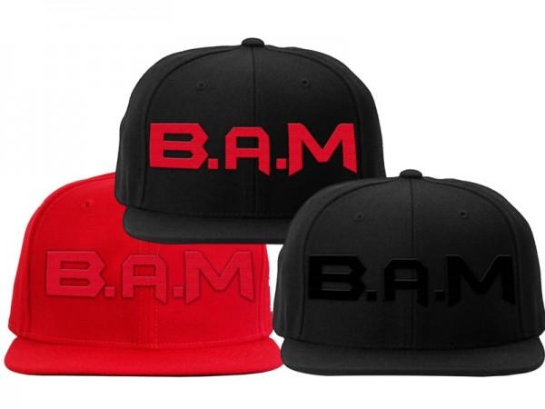B.A.M. Snapback