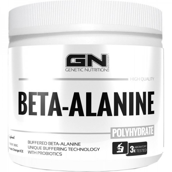 GN Laboratories Beta Alanin Polyhydrate 300g Orange