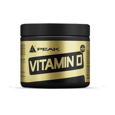 Peak Vitamin D 180 Tabletten