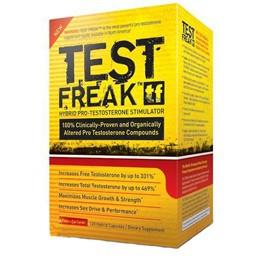 PharmaFreak Test Feak 120 Kapslen