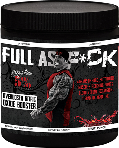 5% Nutrition Full As Fuck 360g - 30 Servings US VERSION!!! MIT AGMA!!!
