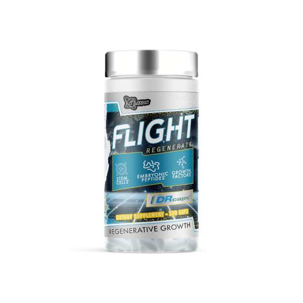GLAXON Flight 120 Kapseln - Recovery