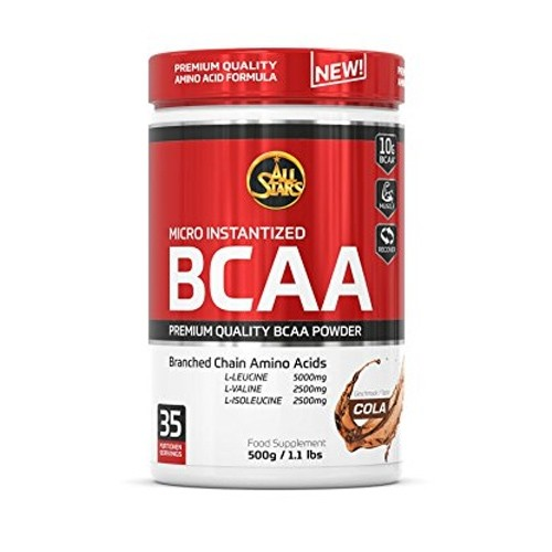 All Stars BCAA Powder 500g