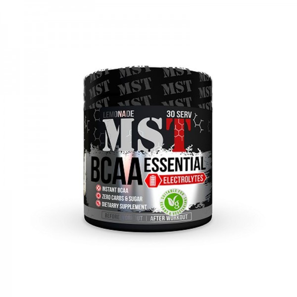 MST BCAA Essential 240g - 30 Servings