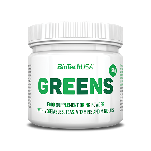 Biotech USA Greens 150g