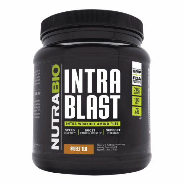 NUTRABIO LABS Intra Blast 722g - Intra workout
