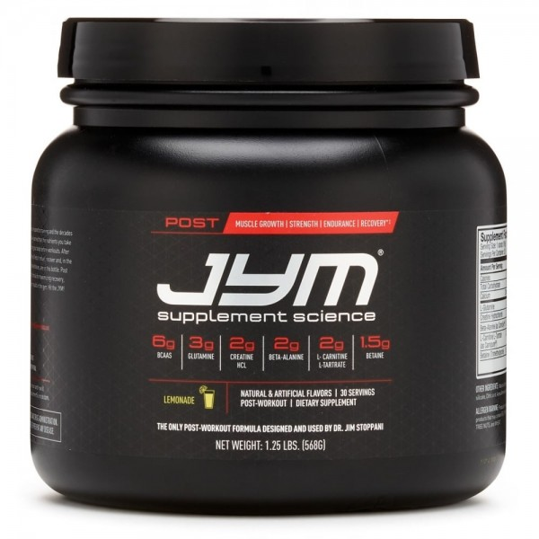 JYM Post Active 568g - 30 Servings