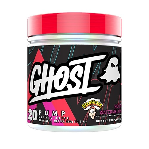 GHOST PUMP 350g - STIMFREE BOOSTER