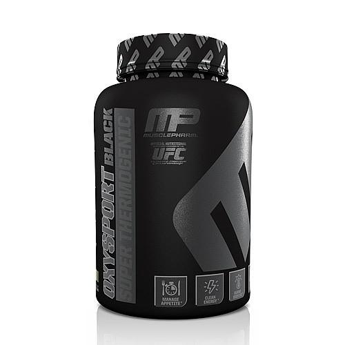 Musclepharm Oxysport Black 120 Kapseln