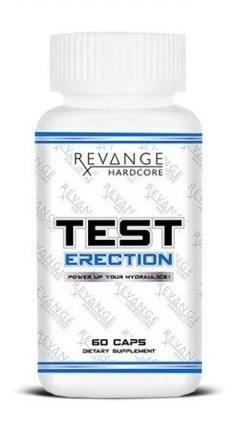 Revange Nutrition Test Erection 60 Kapseln